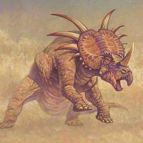 Dance of the Styracosaurus