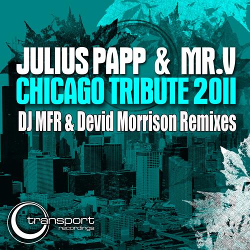 Julius Papp & Mr. V present Chicago Tribute Remixed (Transport Recordings)