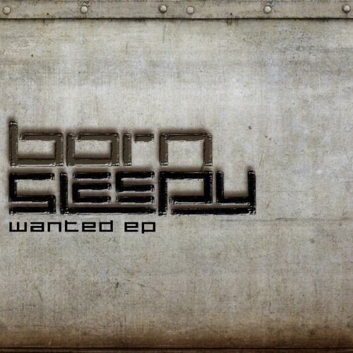 Born Sleepy & Hipnotix  (SoundCloud Promo) - 138 WORK IN PROCESS