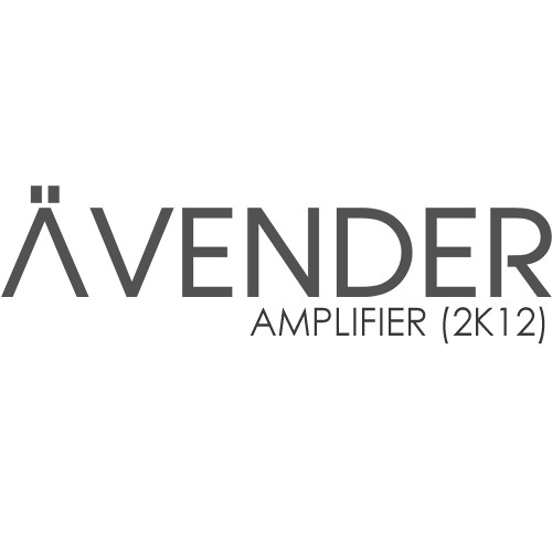 Ävender  - Amplifier (2k12)
