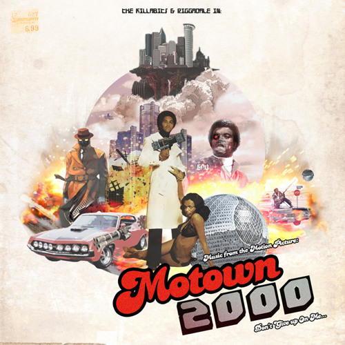 Motown 2000 by The Killabits (Ft. Riggadale)