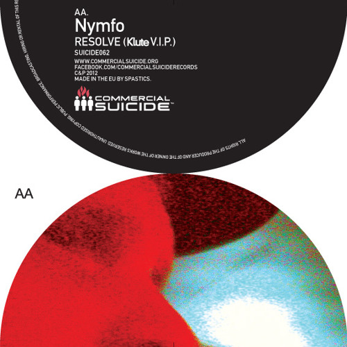 KLUTE - WE R THE ONES (Ulterior Motive RMX) - Suicide062 A - 12/3/12. OUT NOW!