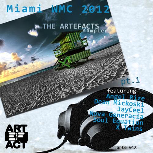 The Artefacts Pt.1 - Miami WMC 2012 Sampler