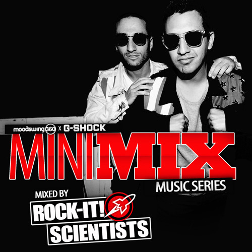 G-Shock Mini Mix Feb (2012)