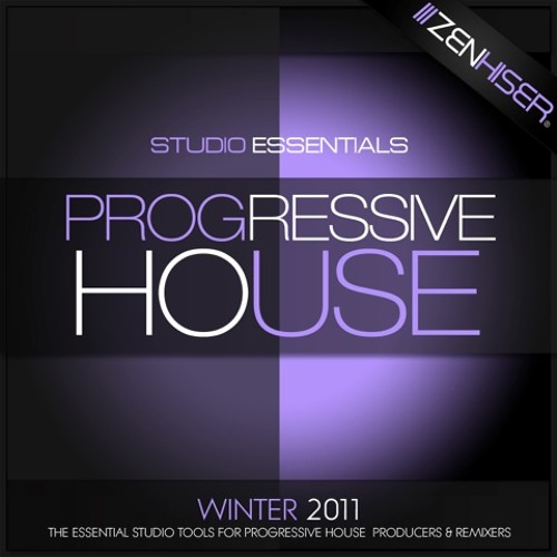 Zenhiser Progressive house studio essentials Demo BUY link in track description