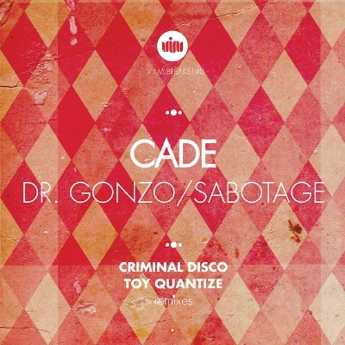 Dr. Gonzo  V.I.M140  23/02/12 OUT NOW !!!! ON BEATPORT !!!!