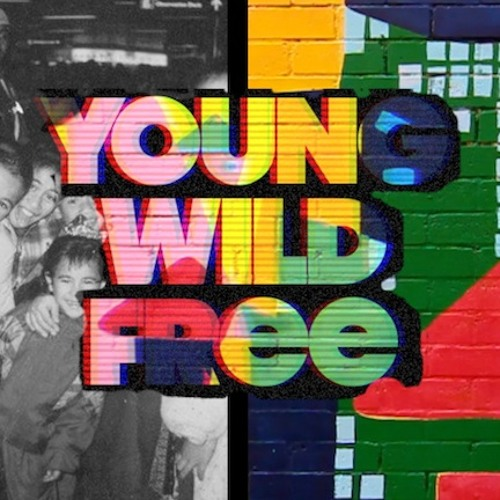 EMONZEY & theSideline   YOUNG WILD & FREE   2012