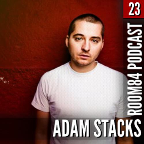 R84 PODCAST23: ADAM STACKS