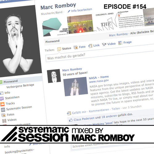 Systematic Session Episode 154 (Mixed by Marc Romboy)