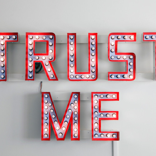 Trust me - Ospina Digital