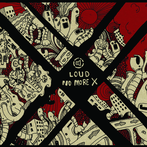 LOUD - Station 42  (closing track for the new No More X 4th album)
