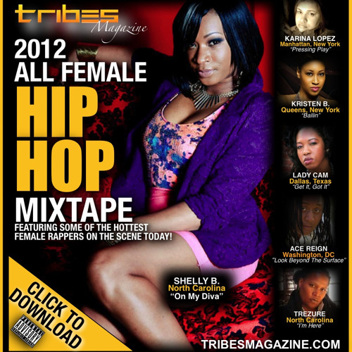 TRIBES Magazine Spring 2012 MixTape