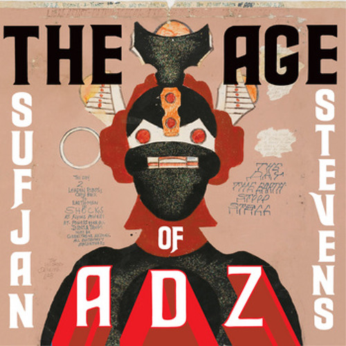 Sufjan Stevens - Futile Devices (Shigeto Remix)