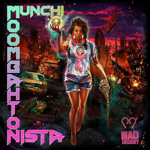 Munchi- Moombahtonista EP Minimix Purchase EP @ http://bit.ly/Munchitunes
