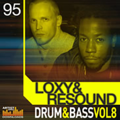 Loxy and Resound Drum and Bass Vol.8