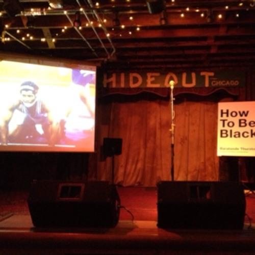 BaratundeCast: how @JohnLegend & I made it plus #HowToBeBlack hits Chicago