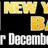 BRG NYE PARTY - FREE RIDES by Sober Dudes