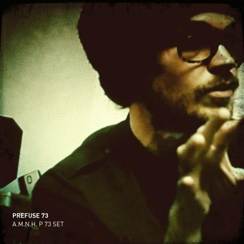 Prefuse 73, 'A.M.N.H. P.73 SET // Ms.Red Whine Mixxx'