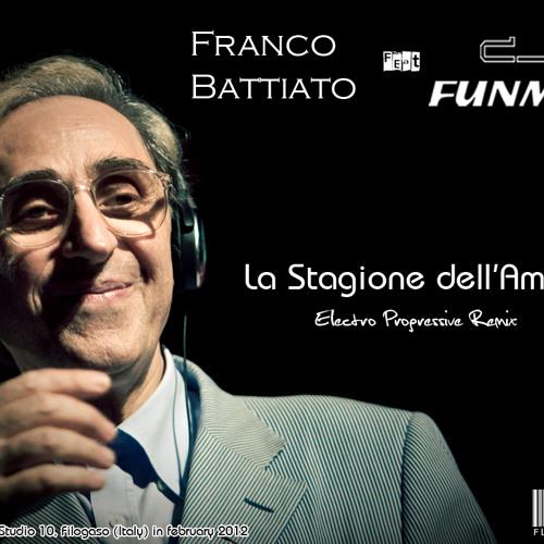 La Stagione dell'amore (Franco Battiato) Electro Remix by Dj Funman (100 downloads)