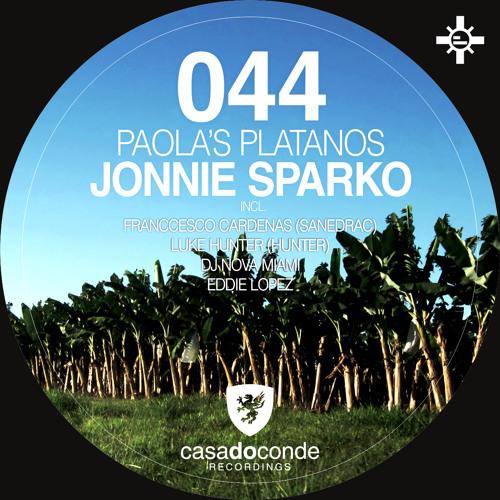 El Platano Con Queso - Jonnie Sparko - Original Mix Preview