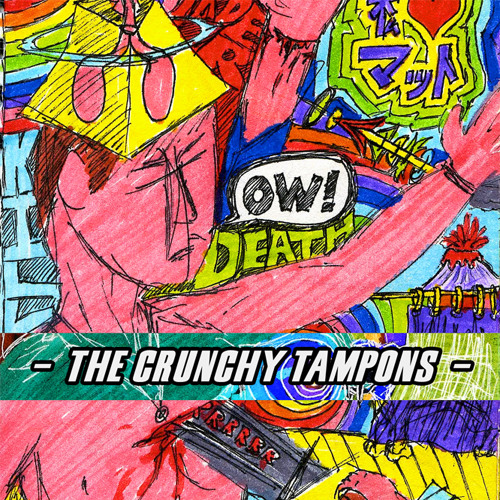 The Crunchy Tampons - Completed Attempt