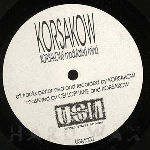 Korsakow - A1 make u crazy