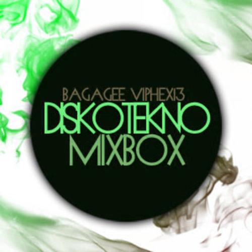 Bagagee Viphex13 livemix - Diskotekno mixbox vol5 - 20120224 at STEPS