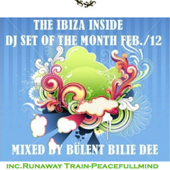 Ibiza Inside remix of the month January by Bülent Bilie Dee