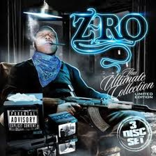 Z-Ro-From The South ft. Paul Wall & Lil Flip (Chopped And Screwed)