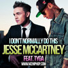 Jesse McCartney - I Don't Normally Do This- SNIPPET