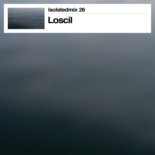 isolatedmix 26 - Loscil: Waterborne