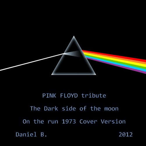 PiNk FloYd On the run (1973)  cover
