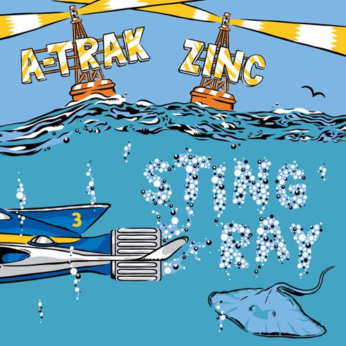 A-Trak & Zinc - Stingray
