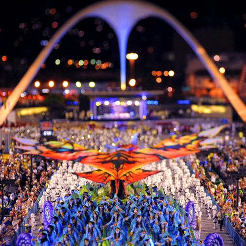 The City of Samba - part II