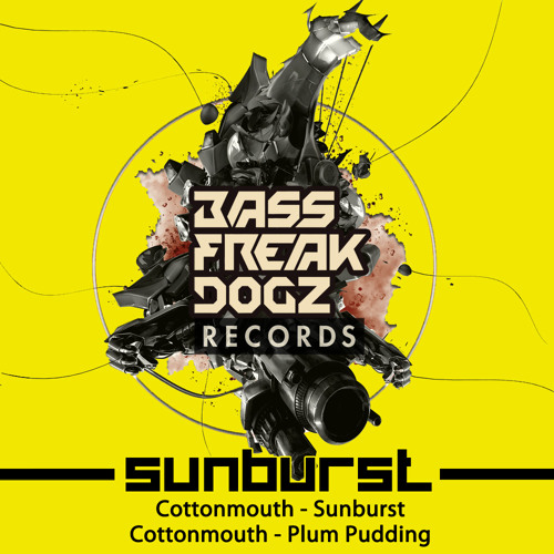 Cottonmouth - Sunburst (BFD007) !!!OUT NOW!!!