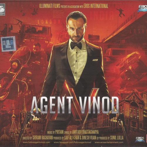 Agent Vinod (2012) -  I'll Do The Talking Tonight (Remix)