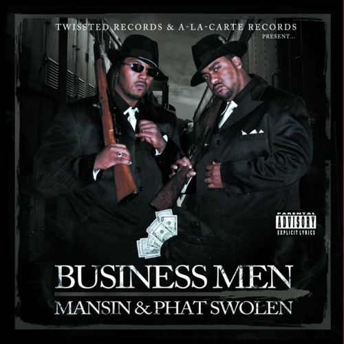 Phat Swollen, Poetic, Mansin - Im the Shh