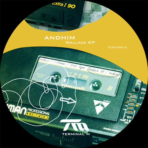 Andhim - Alter Egon (TERM085 WALLACE EP)