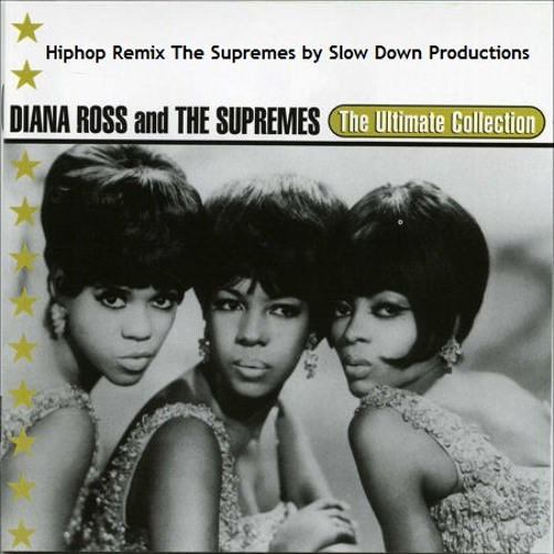 Hiphop Remix The Supremes (for sale)