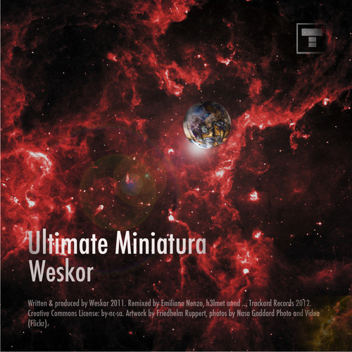 Weskor - Ultimate Miniatura EP (free download)