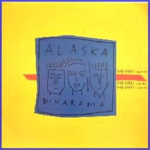 Alaska y Dinarama - Bailando (popcornreborn Edit) 320 DL !Great Spanish Disco!