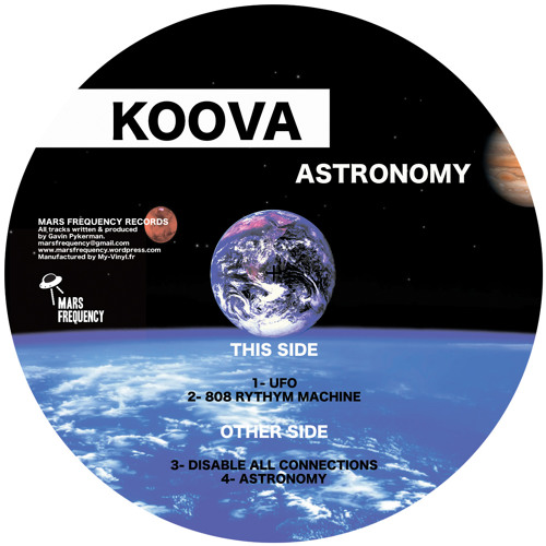 Koova - 808 Rhythm Machine - Mars [004]