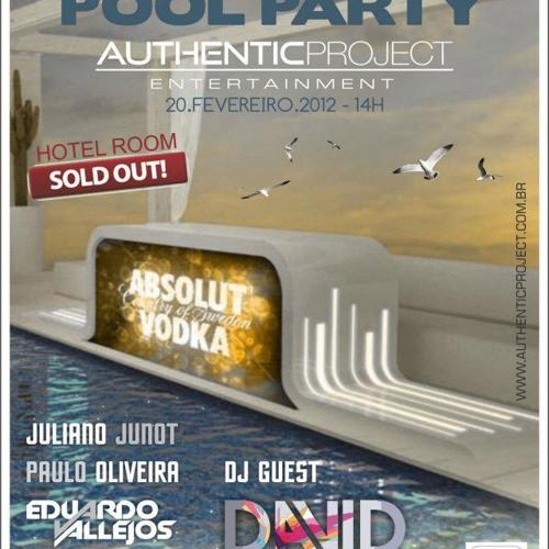 DJ Daniel Dalzochio live @ Boutique Club Hotel, Búzios:RJ - 20.02.2012