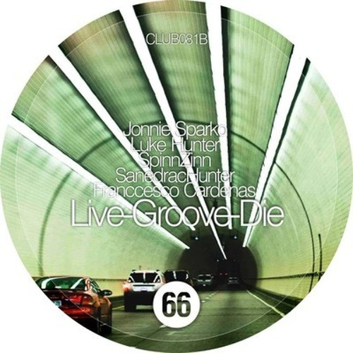 Groove to My Death - The Sparkotron Extended Ride Out Mix -Available on Club 66 Records