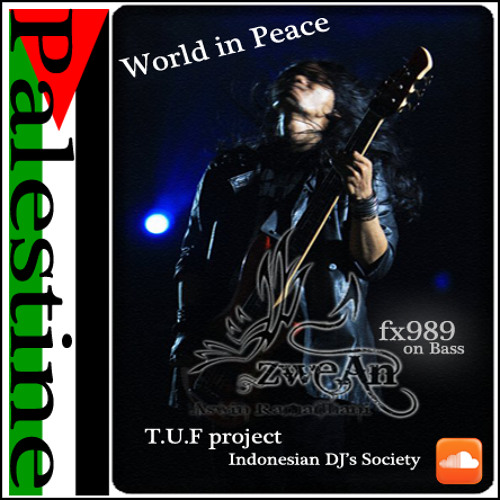 peace ☮✌² PALESTINE (dedicated) [progressive techno + rock bass] ◂ ZШΣΛИ Fχ➈➇➈ ▸ ☁ ¹ººFREE!