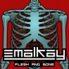 Emalkay feat. Rod Azlan - Flesh & Bone (Delta Heavy Remix)