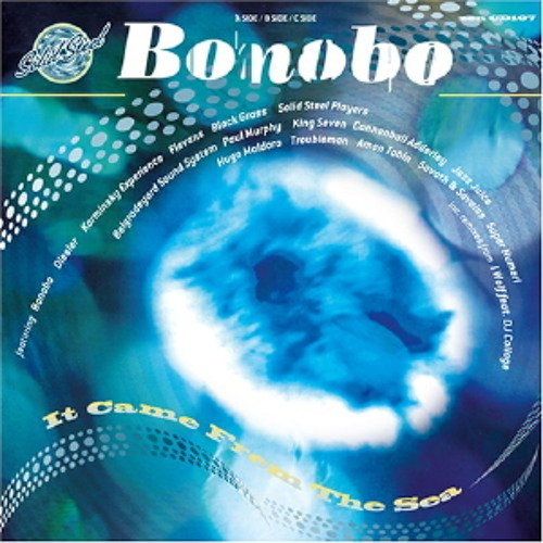 Solid Steel Presents: Bonobo