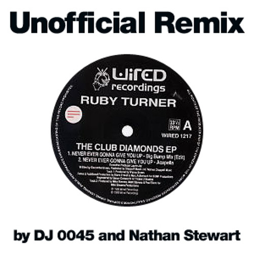 Ruby Turner - Never Ever Gonna Give You Up (DJ 0045 and Nathan Stewart rmx) - FREE D/L