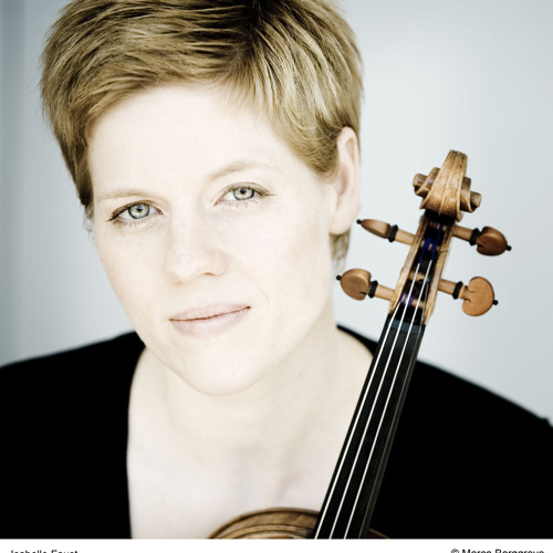 Podcast - Isabelle Faust - Berg/ Beethoven directed by Claudio Abbado