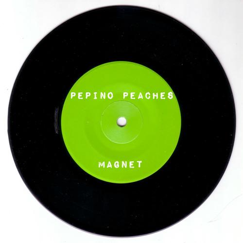Pepino Peaches - Magnet